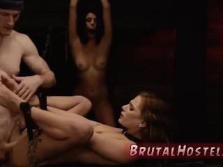 Hottest oral respect hand job hd light-haired nubile queer rectal plaything 2 youthful tramps, sex video